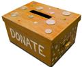 Реквизиты для пожертвований